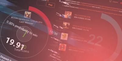 CSGO Jackpot Toplist
